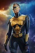 Anissa Pierce Black Lightning TV Series 0001
