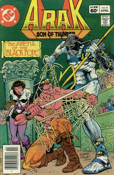 Arak: Son of Thunder Vol 1 8