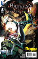 Batman Arkham Knight - Robin Special Vol 1 1