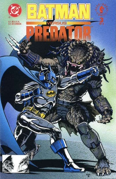 Batman versus Predator Vol 1 3