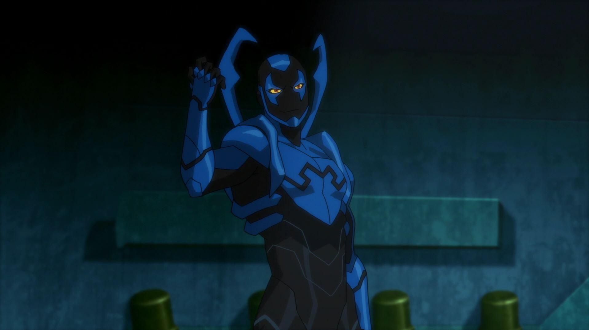 Jaime Reyes (DC Animated Movie Universe)