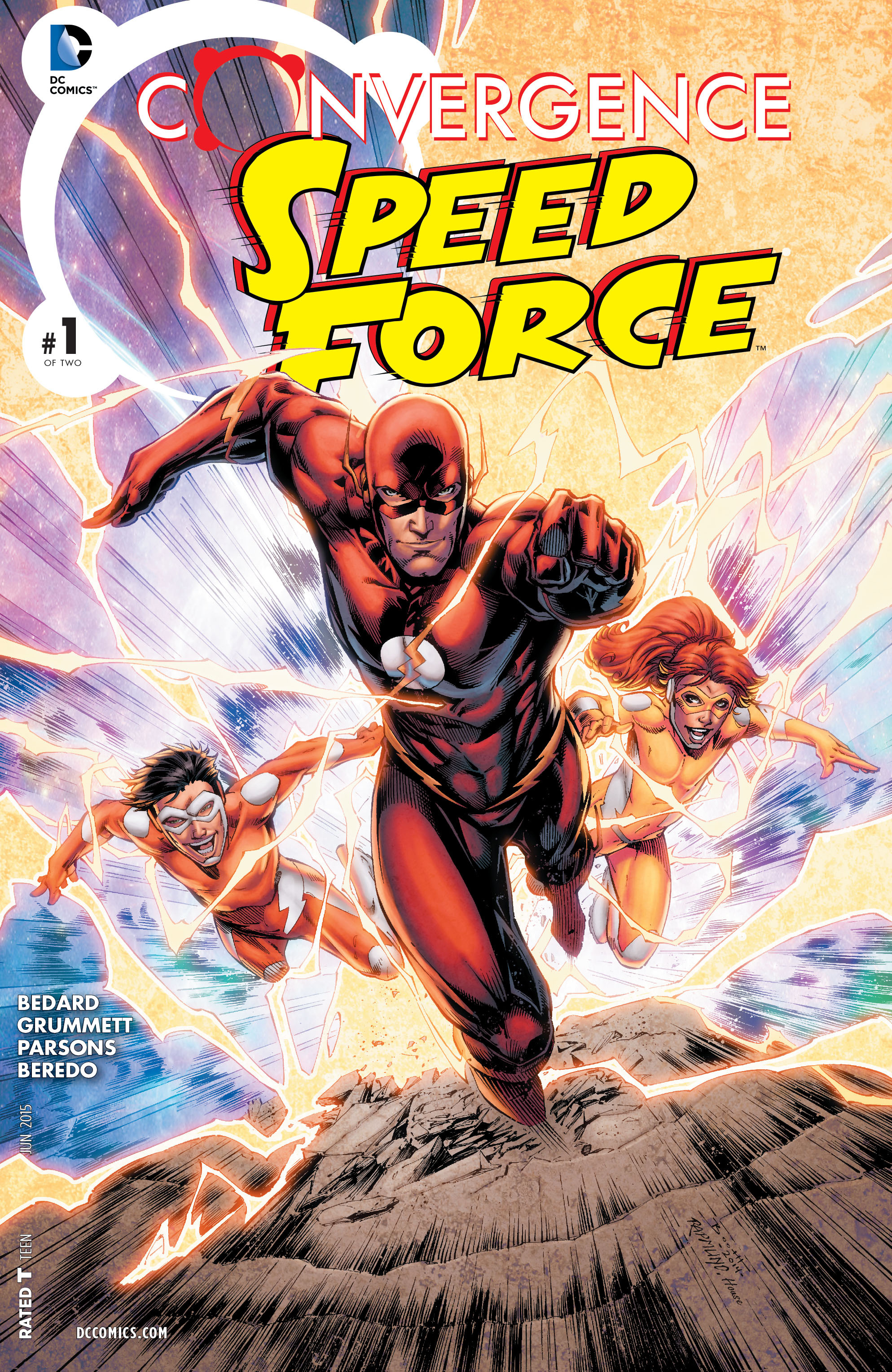 Convergence: Speed Force Vol 1