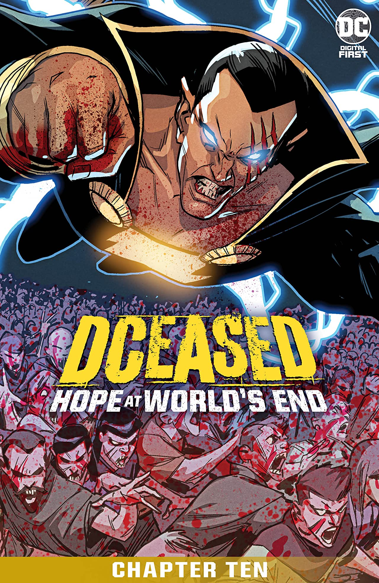 DCeased: Hope at World's End Vol 1 10 (Digital)