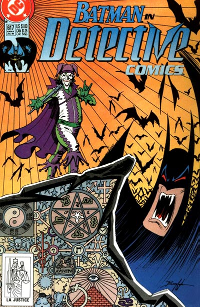 Detective Comics Vol 1 617