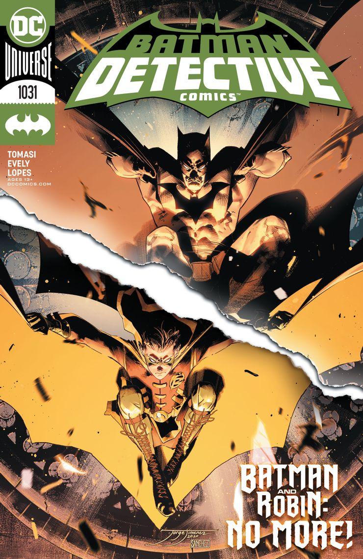 Detective Comics Vol 1 1031