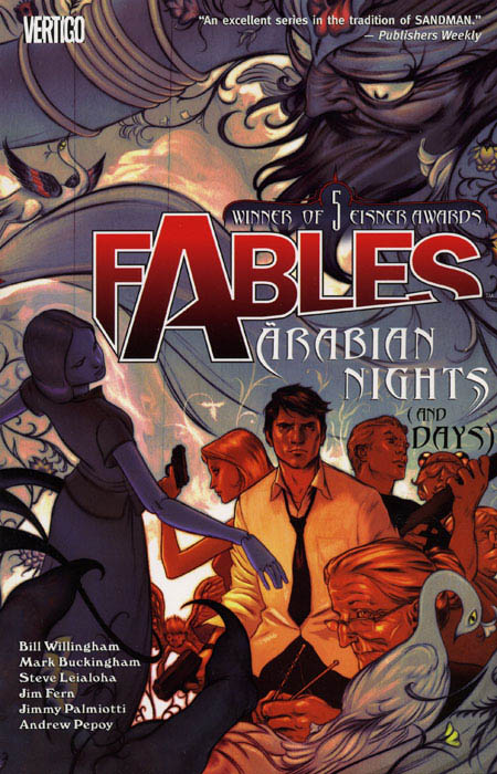 Fables: Arabian Nights (and Days) (Collected)