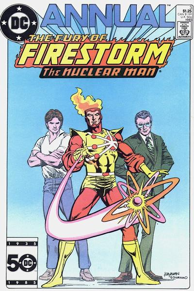 Firestorm Annual Vol 2 3