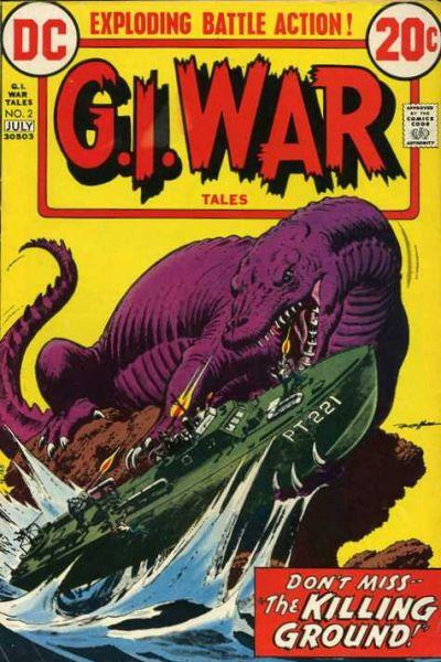 G.I. War Tales Vol 1 2