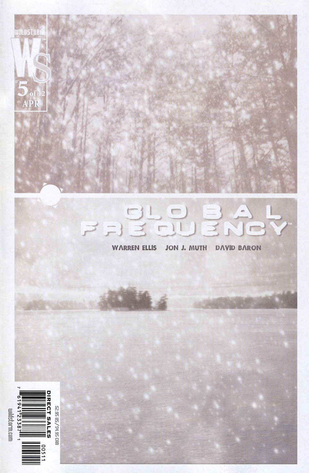 Global Frequency Vol 1 5