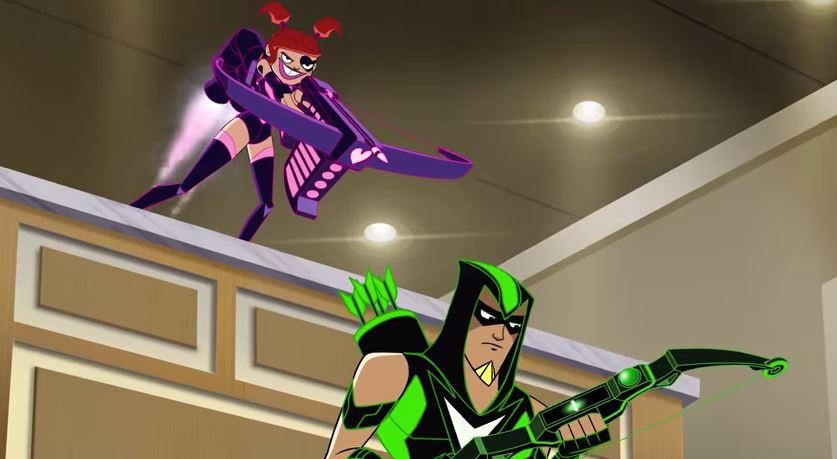 Green Arrow (Shorts) Episode: Cupid