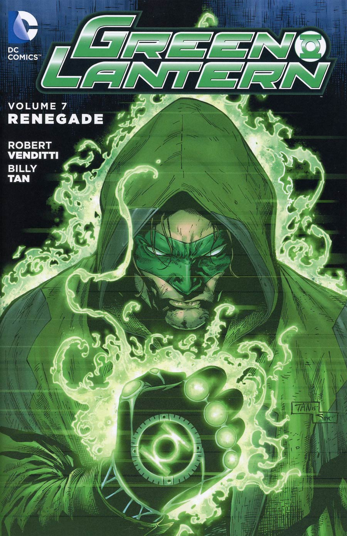 Green Lantern: Renegade (Collected)