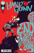 Harley Quinn Vol 4 5