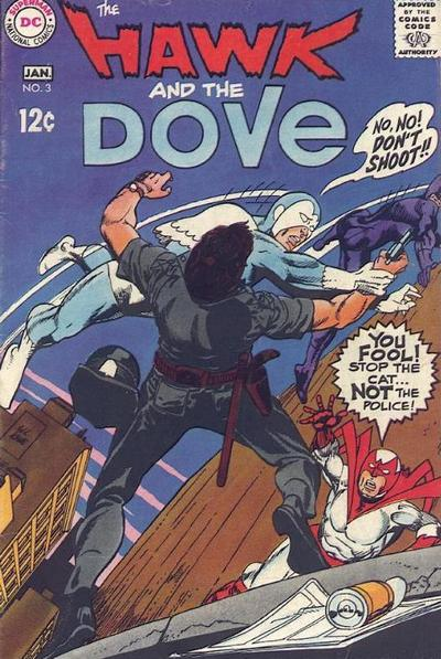 Hawk and Dove Vol 1 3