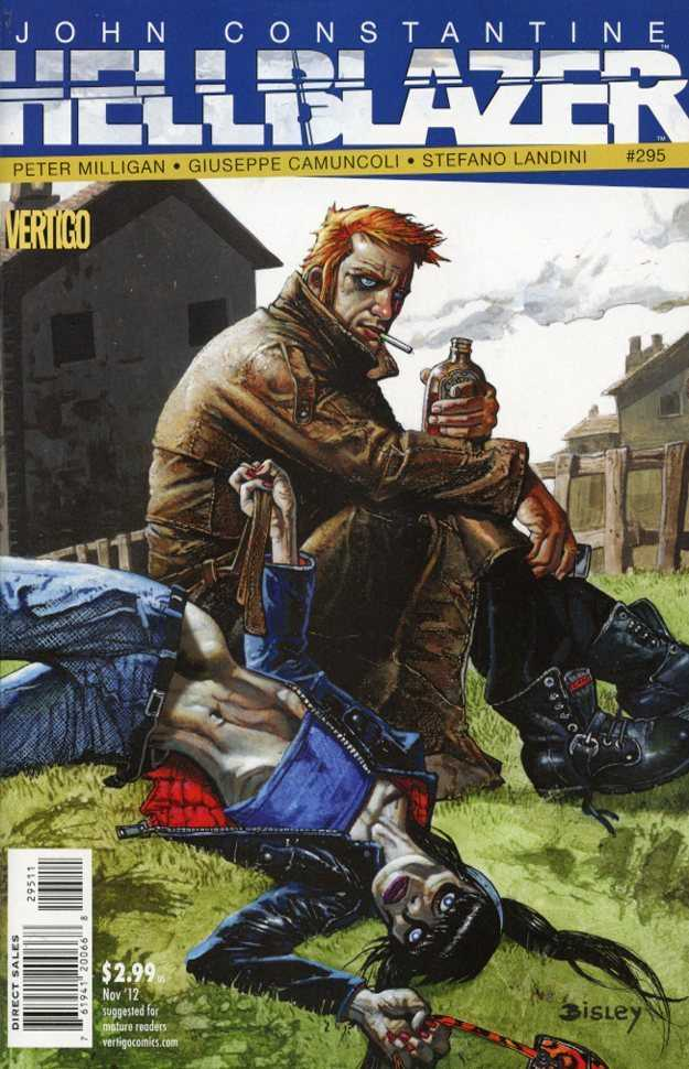 Hellblazer Vol 1 295