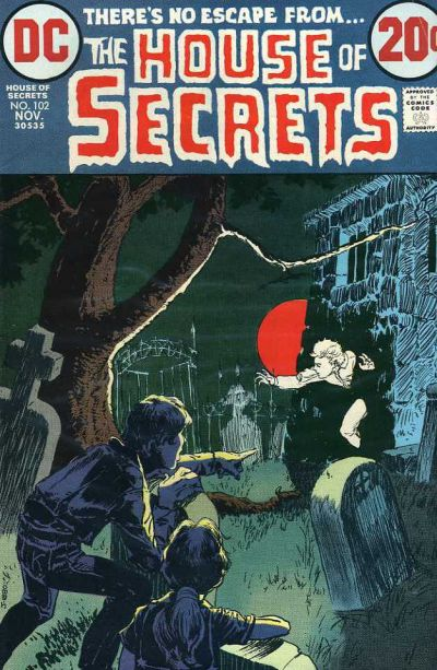 House of Secrets Vol 1 102