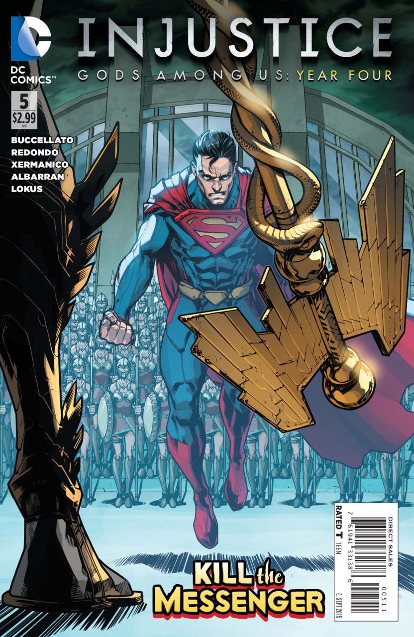 Injustice: Gods Among Us: Year Four Vol 1 5
