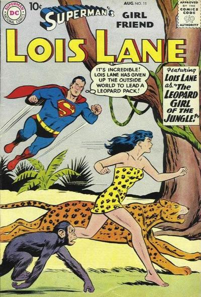 Superman's Girl Friend, Lois Lane Vol 1 11