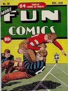 More Fun Comics Vol 1 50