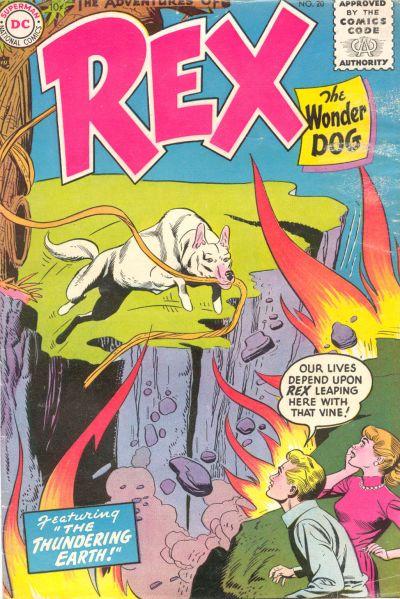 Adventures of Rex the Wonder Dog Vol 1 20
