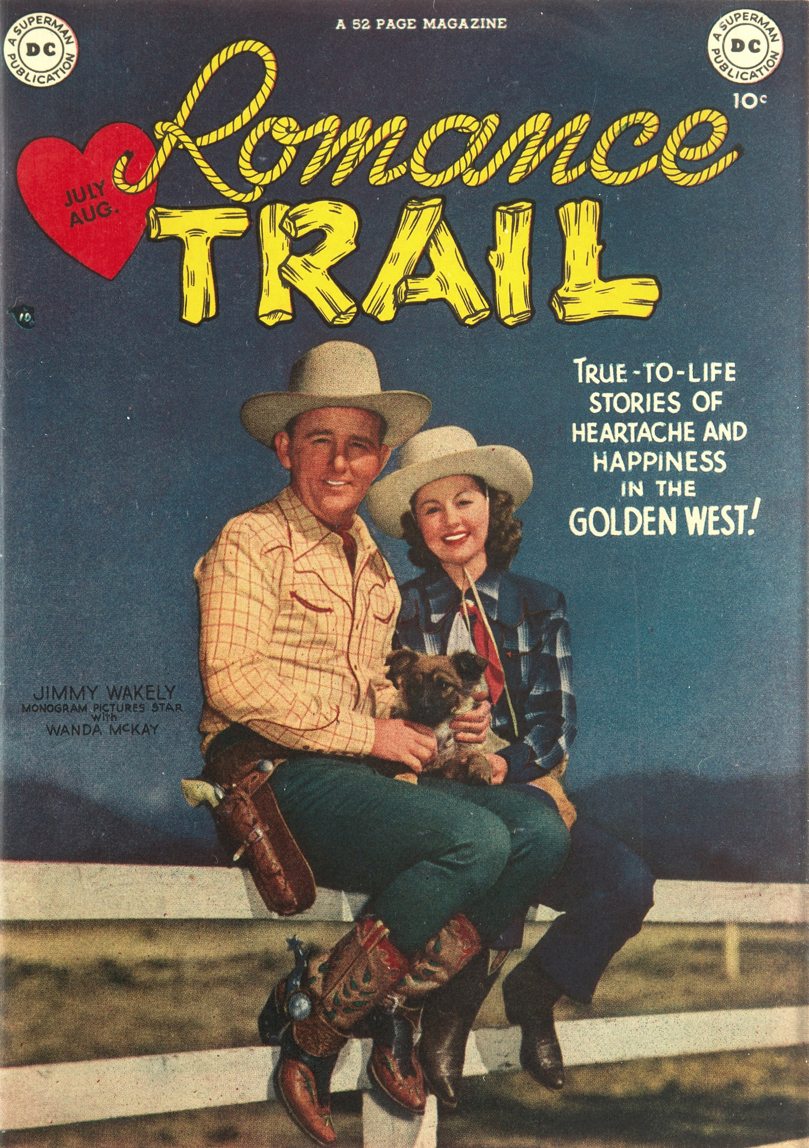Romance Trail Vol 1