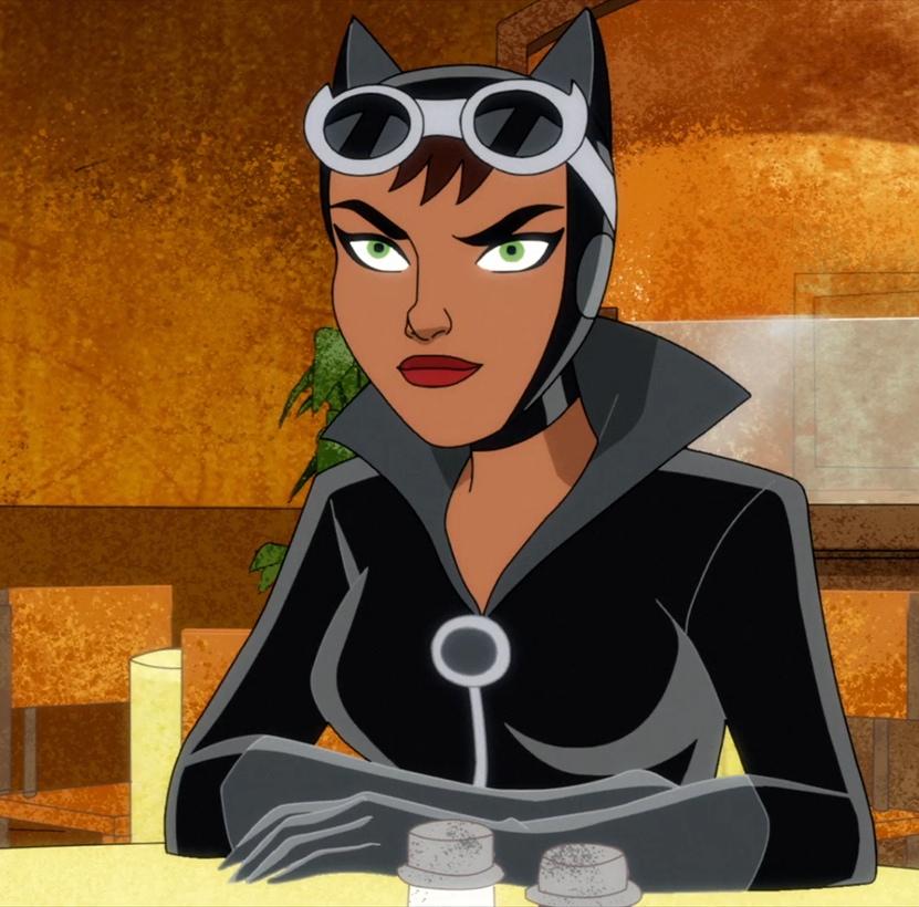 Selina Kyle (Harley Quinn TV Series)