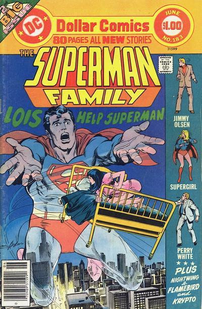 Superman Family Vol 1 183