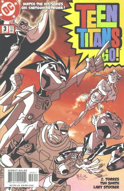 Teen Titans Go! Vol 1 3