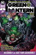 The Green Lantern Season Two Vol 1 6