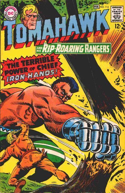 Tomahawk Vol 1 114