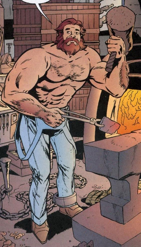 Weyland Smith (Fables)