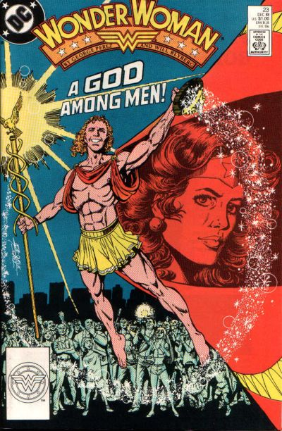 Wonder Woman Vol 2 23