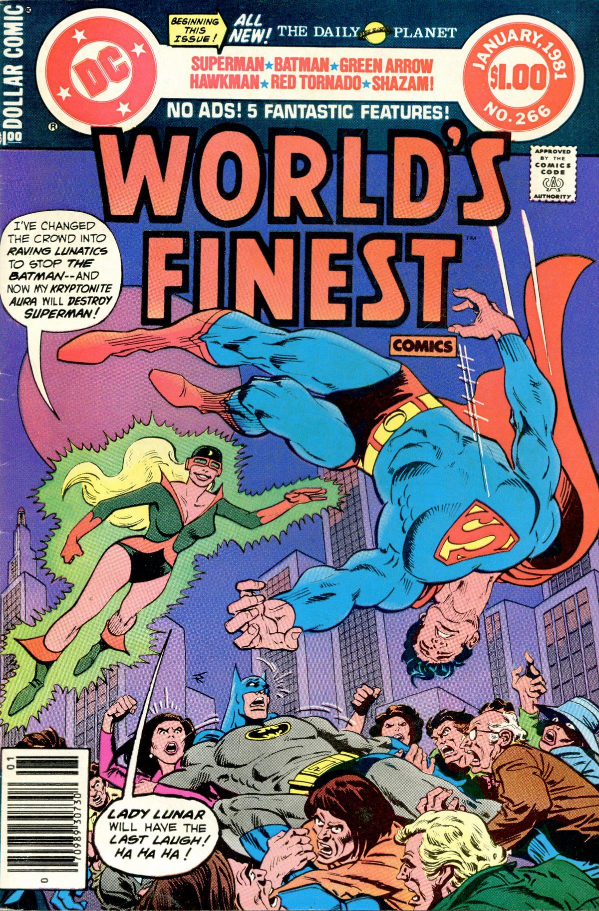 World's Finest Vol 1 266