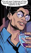 Alfred Dean Pennyworth Gotham High 0001
