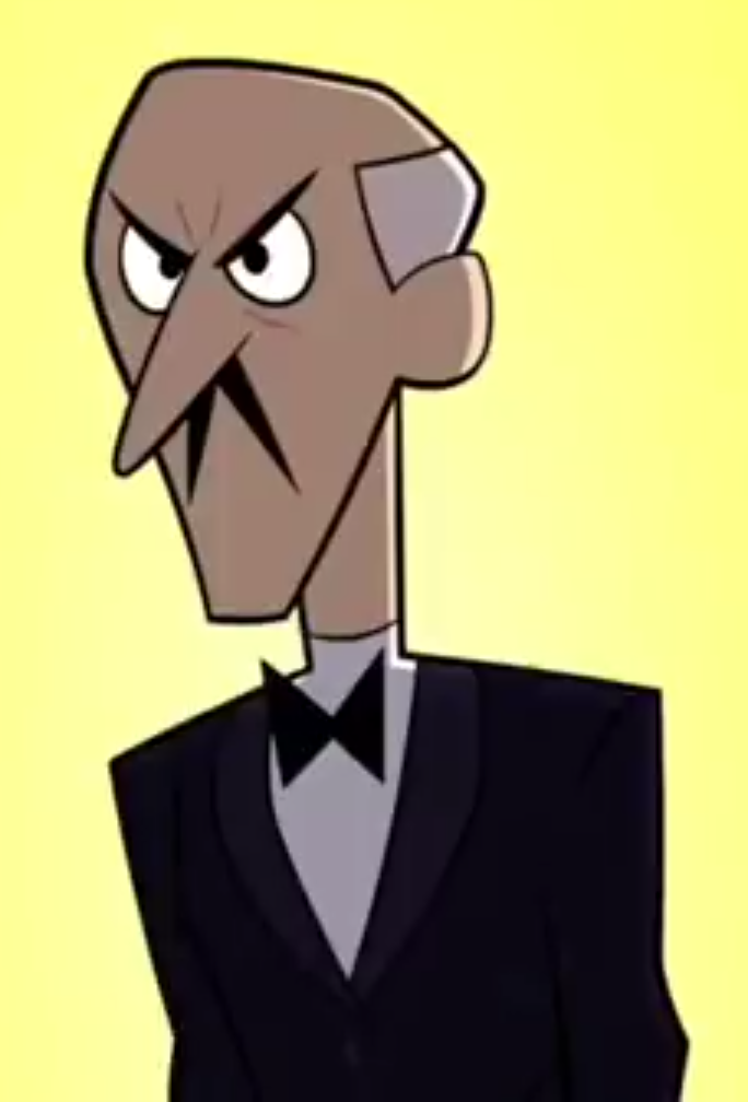 Alfred Pennyworth (Teen Titans TV Series)