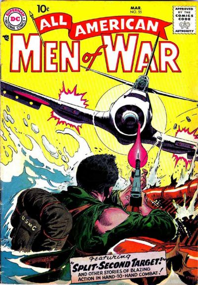 All-American Men of War Vol 1 55