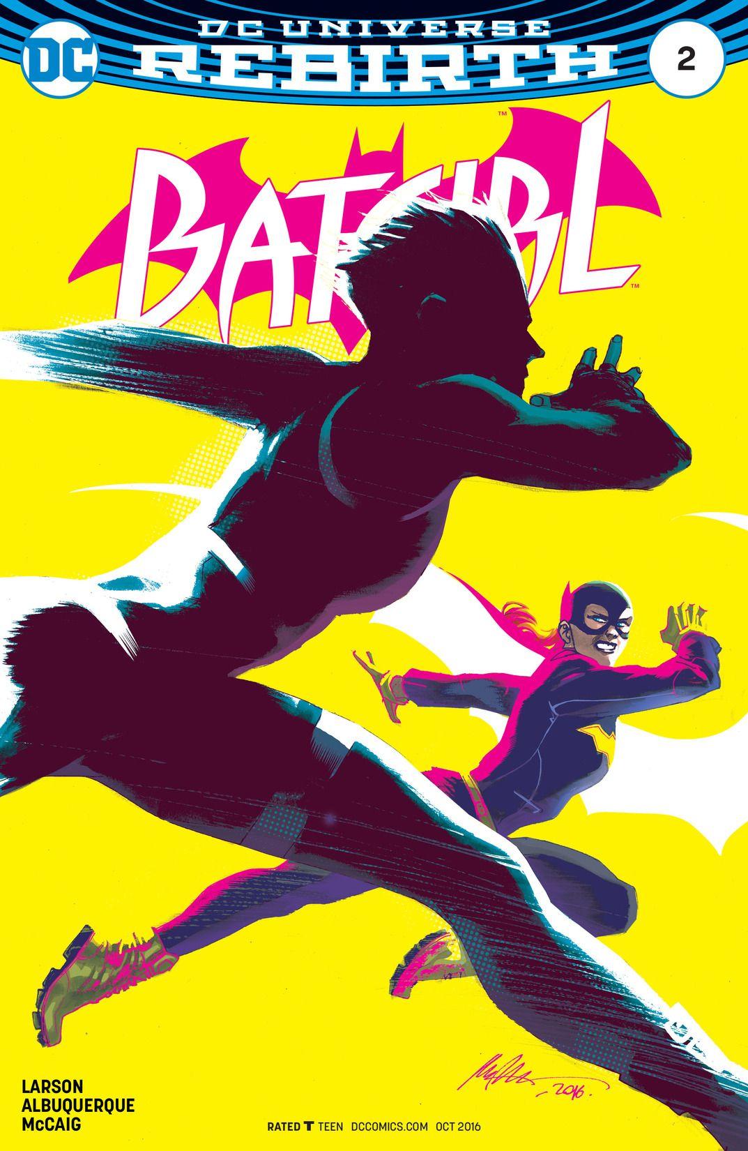 Batgirl Vol 5 2