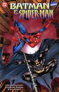 Batman and Spider-Man 001