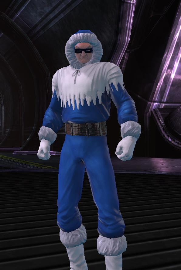Leonard Snart (DC Universe Online)