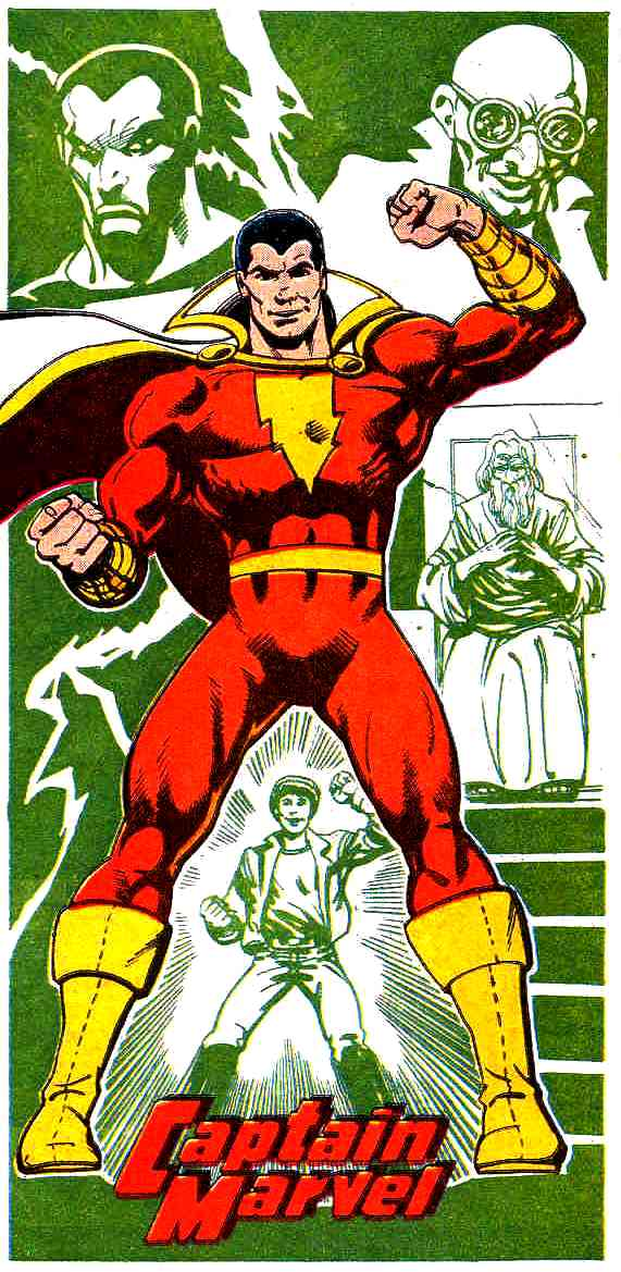 Billy Batson (Earth-85)