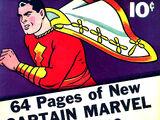 Captain Marvel Adventures Vol 1 1