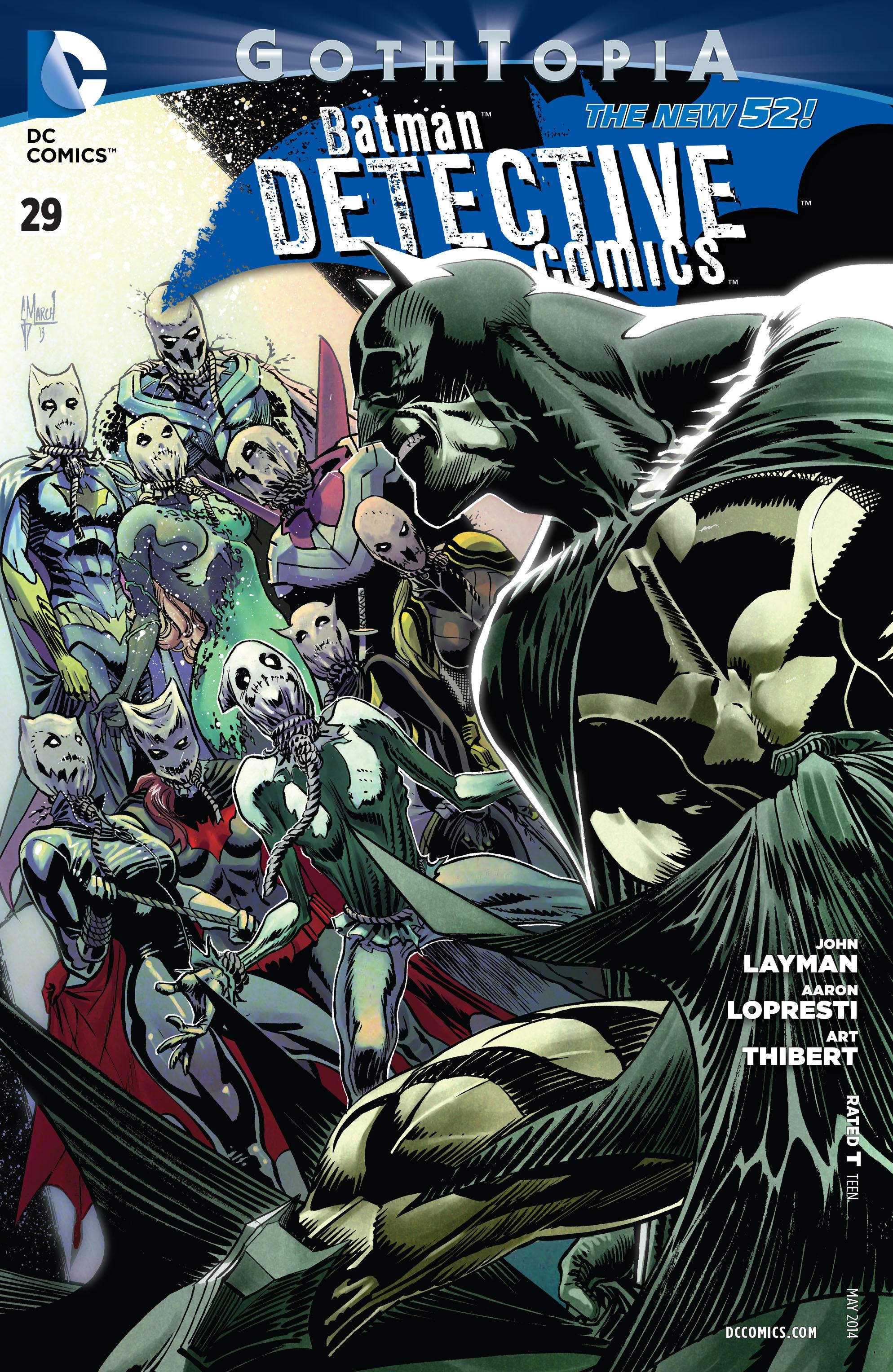 Detective Comics Vol 2 29