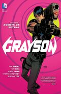 Grayson Agents of Spyral