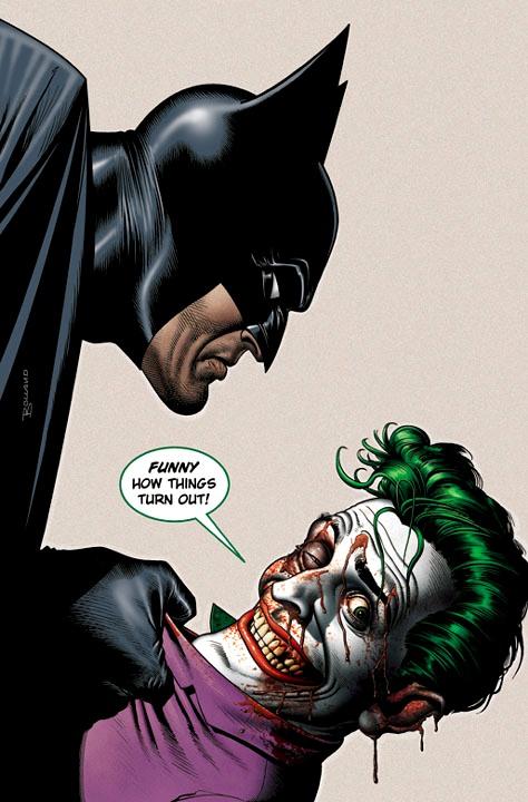 Joker: Last Laugh Vol 1 6