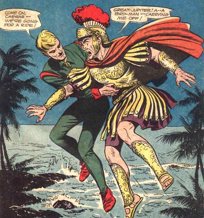 Julius Caesar (New Earth)