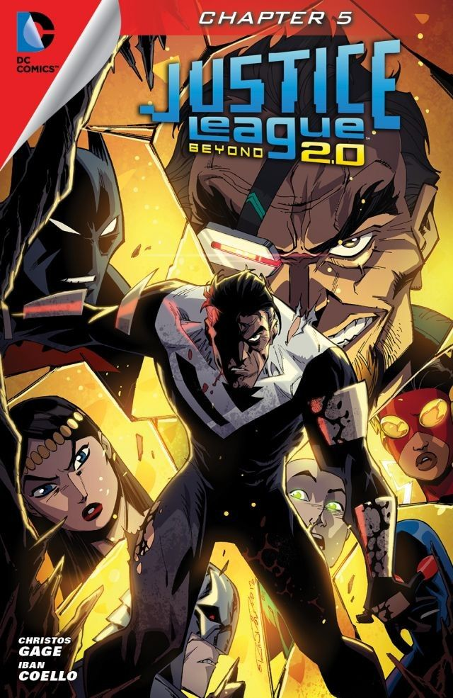 Justice League Beyond 2.0 Vol 1 5 (Digital)