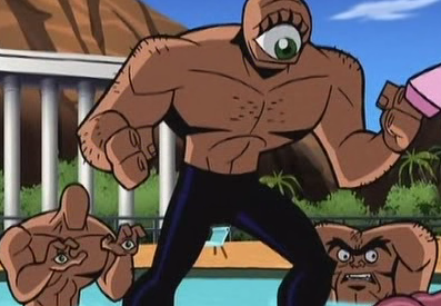 Mutant Master (The Brave and the Bold)
