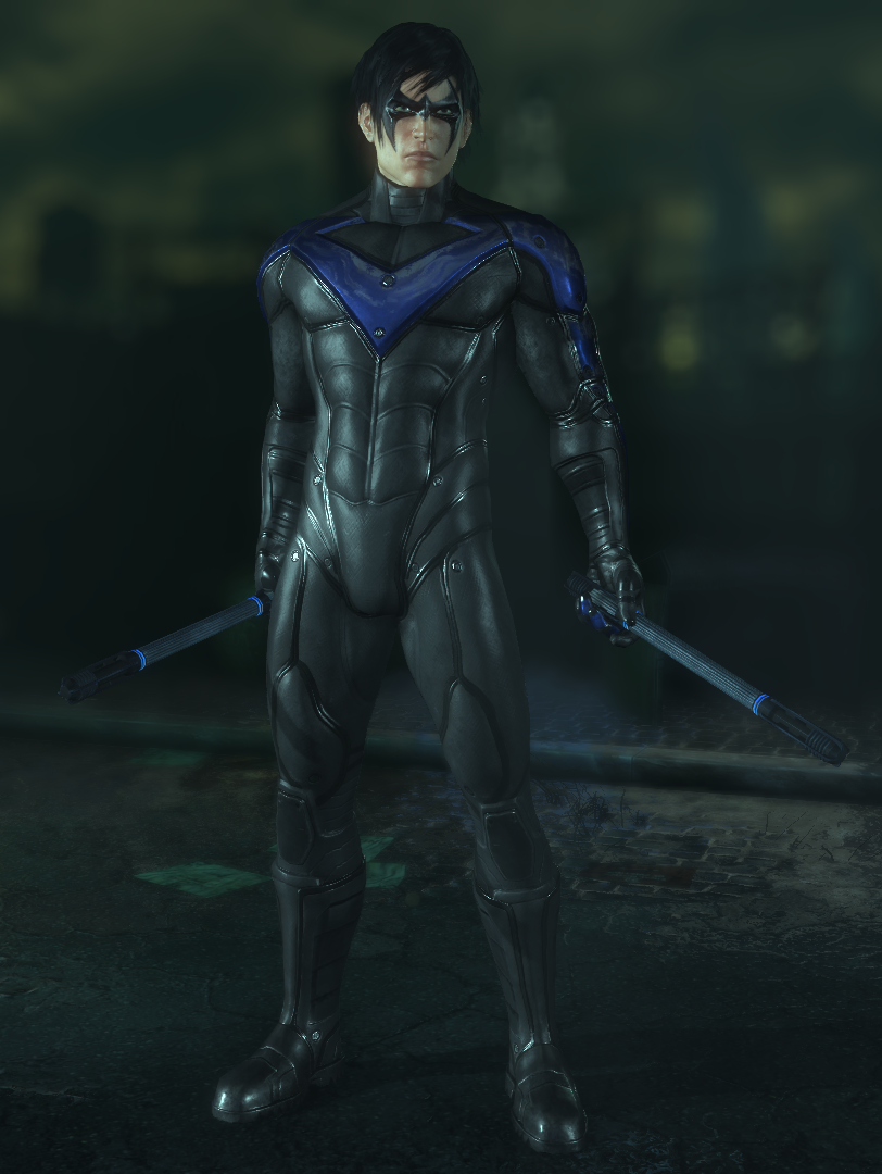 Richard Grayson (Arkhamverse)