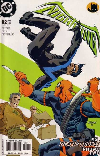 Nightwing Vol 2 82