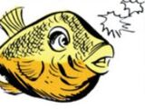 Peter the Puffer Fish (New Earth)