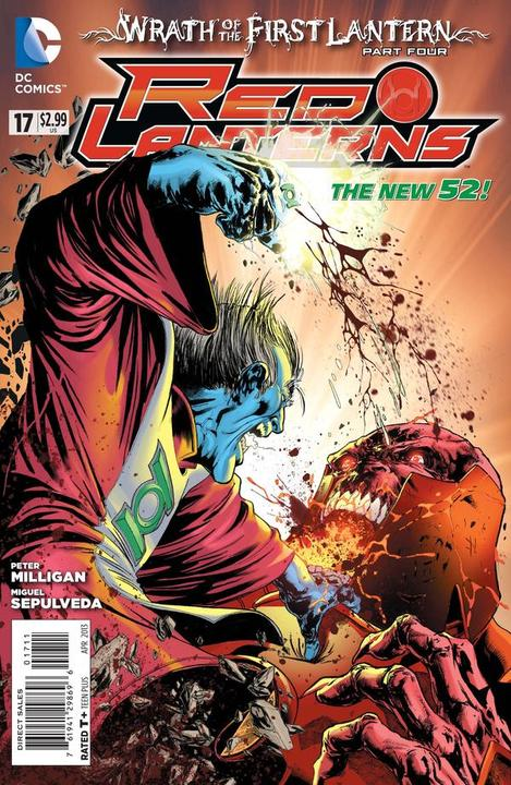 Red Lanterns Vol 1 17